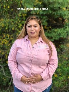 Maria Escobedo-Ordaz